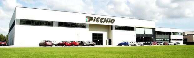 Picchio:la nostra sedead Ancarano in provincia di Teramo