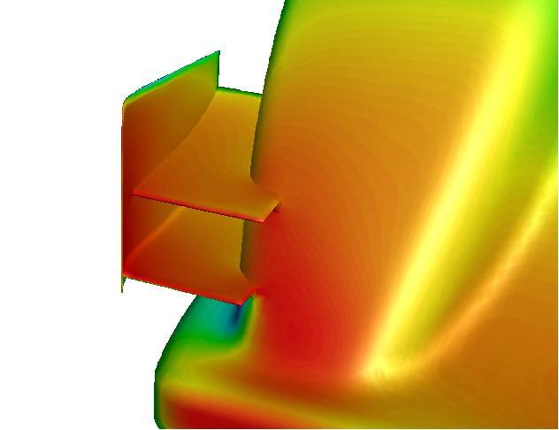 Analisi CFD dei dive plans della Cn2.