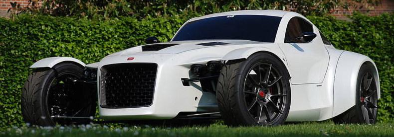 Modello auto Picchio Sondergard